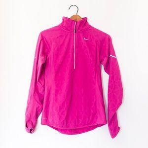 Half-Zip Running Pullover